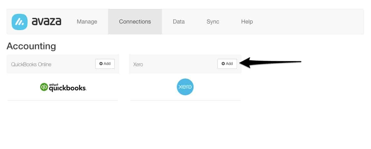 Sync Avaza Invoices with Xero
